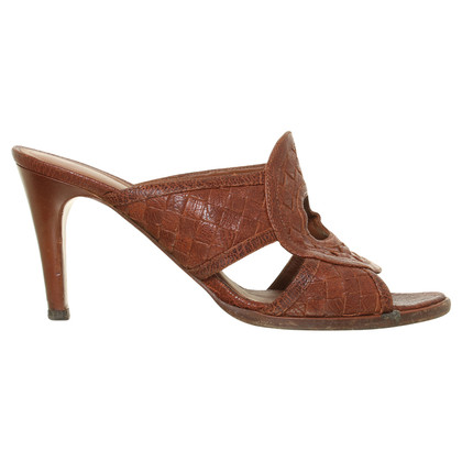 Bottega Veneta Sandals in Brown