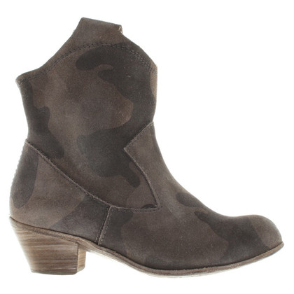 Pedro Garcia Ankle boots from suede