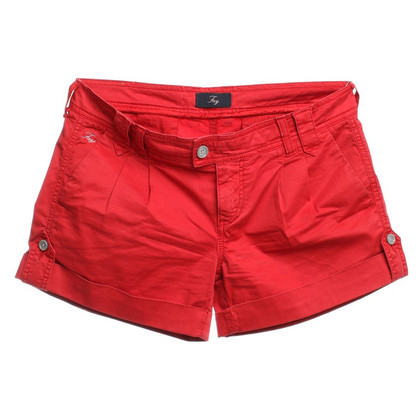Fay Shorts in rosso