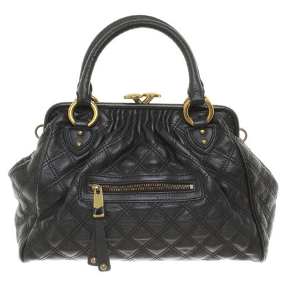 "Marc Jacobs ""Stam Bag"" in zwart"