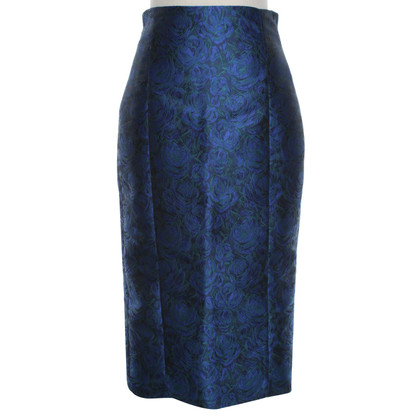 L.K. Bennett Pencil skirt with pattern