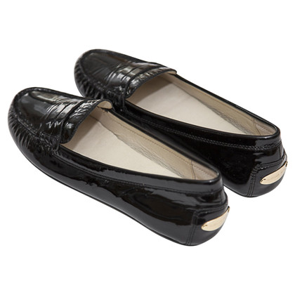 Michael Kors Patent leather slippers