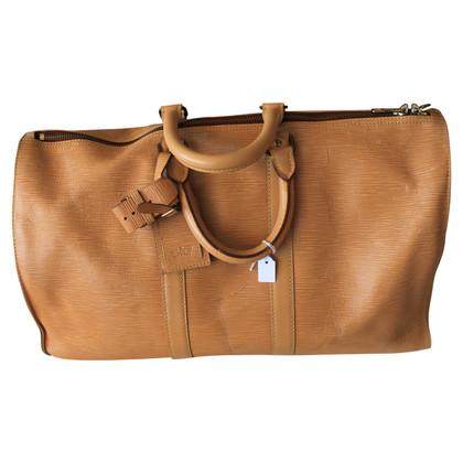 """Louis Vuitton """"Keepall 45 Epi Leather"""""""