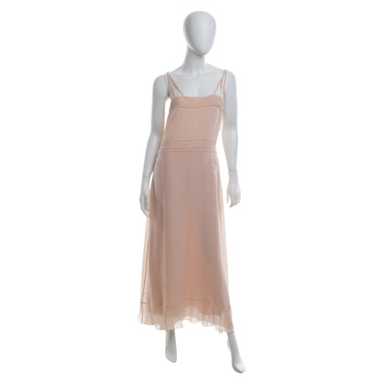 Alberta Ferretti Dress in Nude