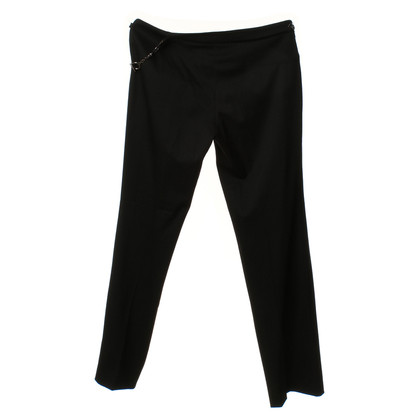 Gucci Black suit trousers