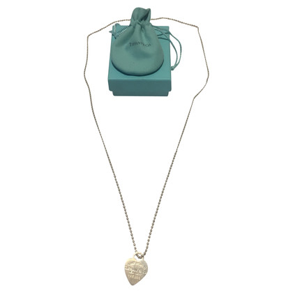 "Tiffany & Co. Necklace with pendant ""Return to Tiffany"""