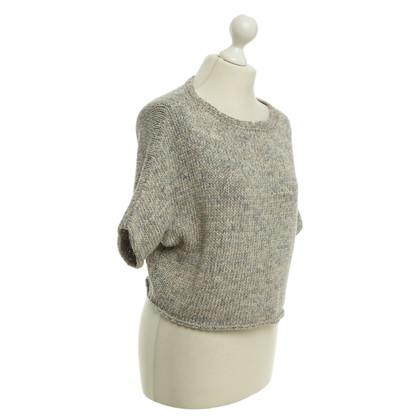 Fabiana Filippi maglione maglia corta