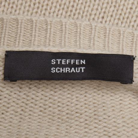 Pullover Steffen Steffen Schraut Schraut Beige Kaschmir Beige in Kaschmir wRw1qfxX