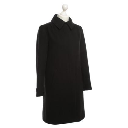 A.P.C. Black coat