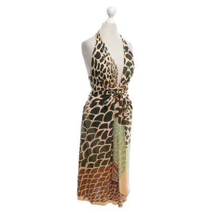 Issa Sommerkleid mit Muster