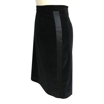 Rena Lange Velvet skirt