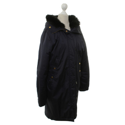 Filippa K Coat in dark blue