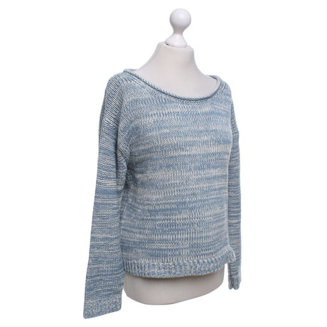 Wei Pullover Acne und Hellblau Pullover in in Acne Hellblau 6q87f
