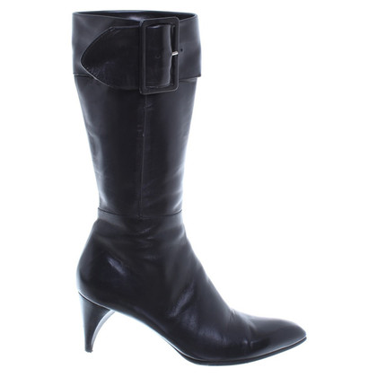 Costume National Conical heel boots