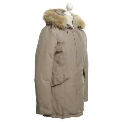 Woolrich Arctic Parka in Beige