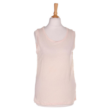 Sandro Top made of linen