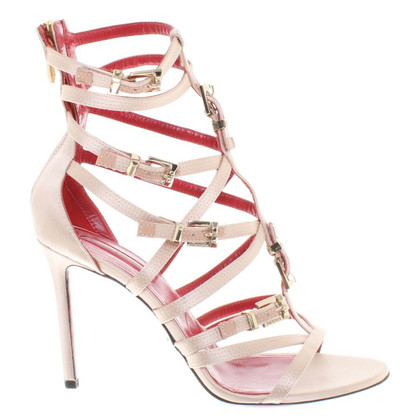 Cesare Paciotti Sandals in Nude