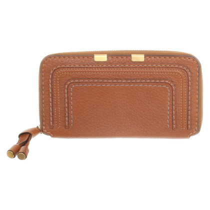 Chloé Wallet in brown