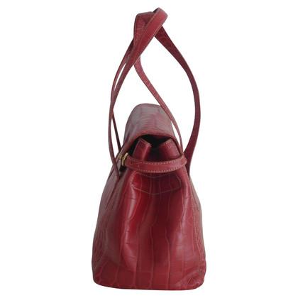 Bogner Handtasche in Rot