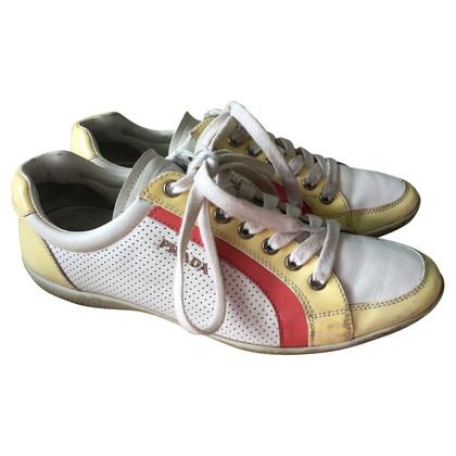 Chaussures De Sport Noir Prada Taille 36 Hommes Ielr4rS