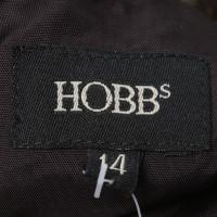 Hobbs Gemusterter Rock aus Wolle