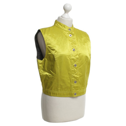 Marc Cain Jacket in yellow