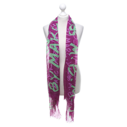 Marc by Marc Jacobs Scarf in violet