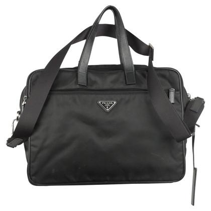 Prada Laptop bag in black