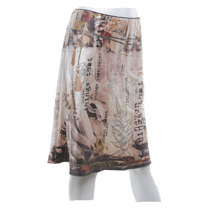 Marc Cain Satin skirt