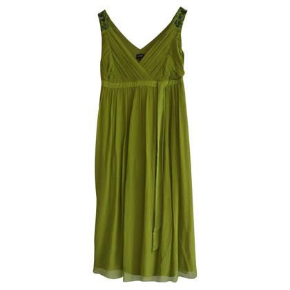 Hobbs silk maxi dress