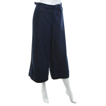 N°21 Jeans in donkerblauw