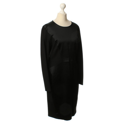 Marc Cain Black dress with gloss