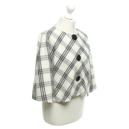 French Connection Blazer with check pattern