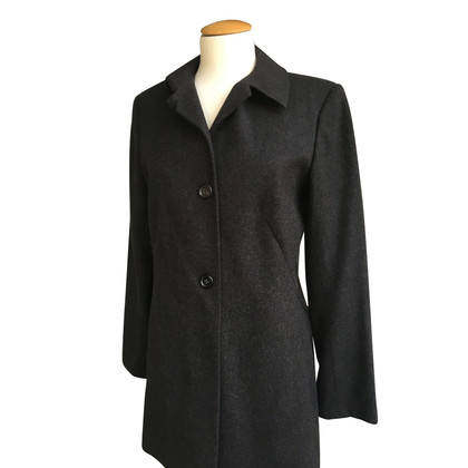 Jil Sander  Wool coat with cashmere