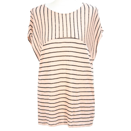 Ted Baker Linen top with pattern