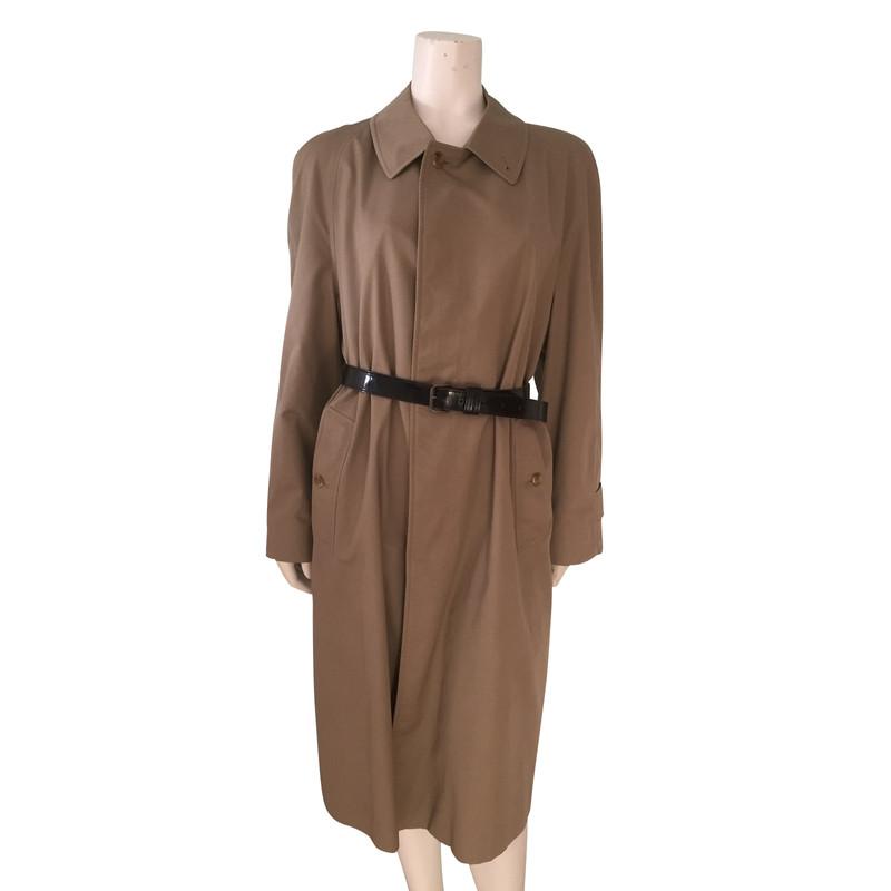Burberry mantel lang