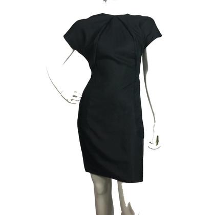 Acne Zwarte jurk
