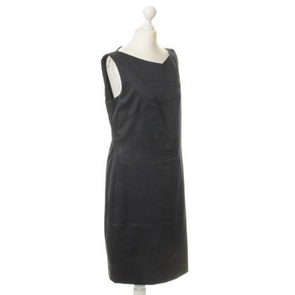 Hugo Boss Sheath dress in dark blue