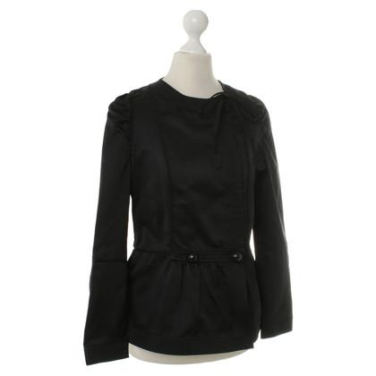 Derek Lam Zijde jas in zwart
