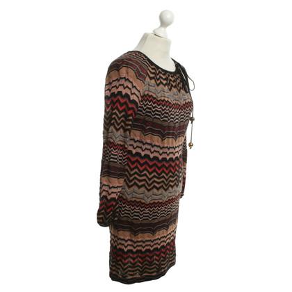 Missoni Colorful knit dress