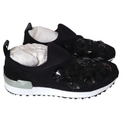 Liu Jo Sneakers con finiture in paillettes