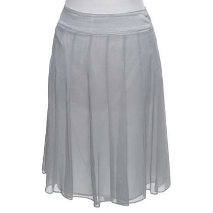 Strenesse Silver colored skirt