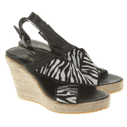 Marc Cain Wedges with pattern