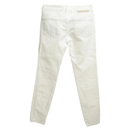 Stella McCartney Jeans in Weiß