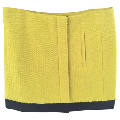 Diane von Furstenberg Minigonna gialla