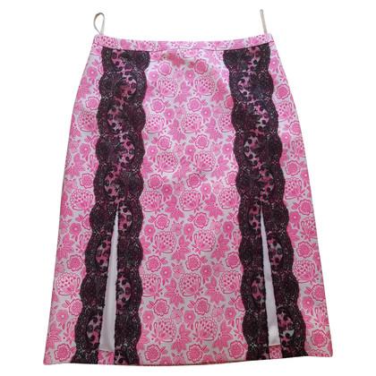 Christopher Kane skirt with black tip