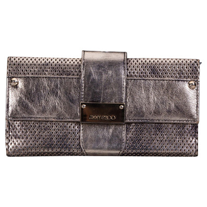 Jimmy Choo Laser Cut Wallet