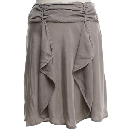 Patrizia Pepe Mini skirt in grey