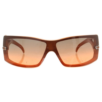 Escada Monoshade sunglasses in Orange