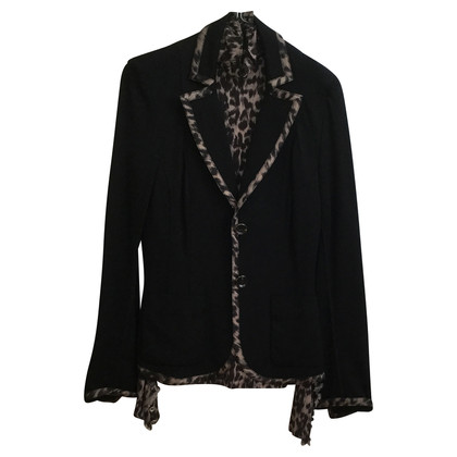 Marc Cain Blazer with Leorevers and top